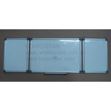 Aluminiumgerahmtes magnetisches faltendes Whiteboard