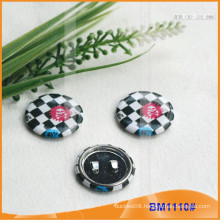 Round Pin Button Badge BM1110