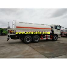 15000L 6x4 Foton Water Tanker Trucks
