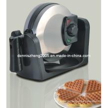 Giratório de waffles, belga lanç Waffle Maker