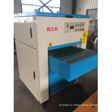 Machine de sablage à rouleaux à ponçage automatique à quatre meubles
