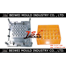 Durable Injection Plastic Beer Bottle Crate Mould