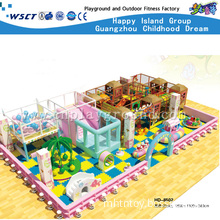 Indoor Playground Set for Kids / Indoor Playground Equipment for Soft Play