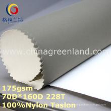 Nylon Taslon Waterproof Breathable Fabric for Clothes Jackets (GLLML260)