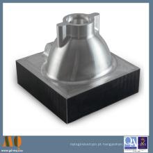 Peças de alumínio usinadas CNC personalizadas