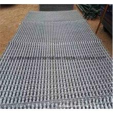 Hot Dipped Galvanized Floor Steel Bar Walkway Platform Grating
