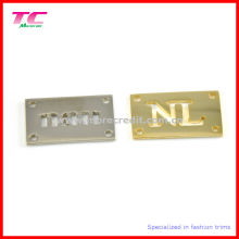 Hot Sale Garment Metal Plaque