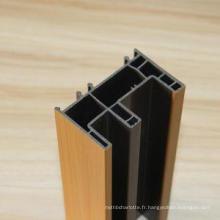 Profils en PVC extrudé