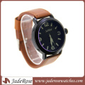 Newest Top Brand Sport Leather Watch with Japan Movt Watch