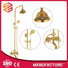 brass shower mixer sets antique bathroom shower set ceiling shower set