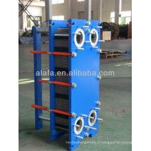 Joint d'étanchéité, échangeurs de chaleur, échangeur de chaleur à plaques et joints, échangeur à haut rendement (JQ4)