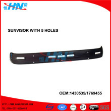 Sun Visor With 5 Holes 1430535 1769455 Truck Parts