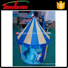 castle shaped colorful kids tents,
