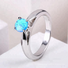 2018 nouveau bijoux de mode anneaux anneau d'opale