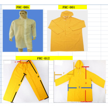 PE Raincoat & Suit