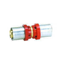 Conector reto igual (encaixe de imprensa TH) (Hz8509)