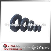 Hot 33H Black Color Big Ring Ferrite Magnet