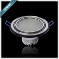 7W LED Down Light Black Shell