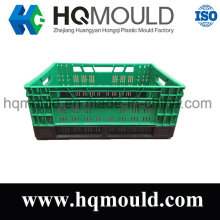 Customize High Quality Collapsible Crate Mould