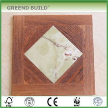 Oak with jade cheap floor parquet china