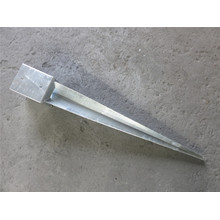 Galvanized Fence Post Spike/Anchor Post/Pole Anchot