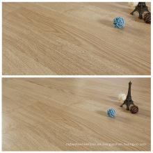 10mm Oak Cream Eir V-Bevelled estilo europeo a prueba de agua Utilice la tecnología alemana con Uniclic y CE AC3 HDF El mejor precio China Laminated Floor