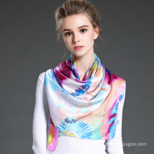 Elegant Digital Printing Women Scarves