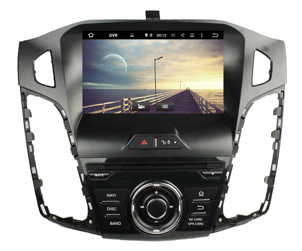Reproductor Multimedia DVD para el Ford Focus 2012