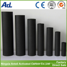 coconut shell activated carbon block filter
