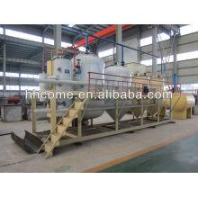 Extração de óleo contínua / automática Parafuso / prensa de óleo de coco / parafuso copra máquina de imprensa de óleo