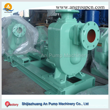 Electric High Suction Lift Self Priming Pump