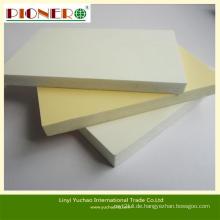 1mm-50mm PVC-Schaum-Brett / Blatt für Bau