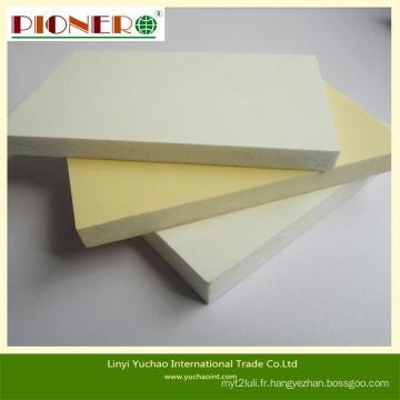 Panneau / feuille de mousse de PVC de 1mm-50mm pour la construction