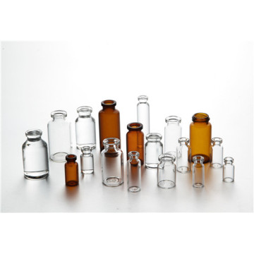 Low Borosilicate Injection Glass Vials