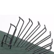 mossing precio de ganchos de alambre de acero galvanizado