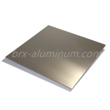 Anodized Aluminum Alloy Sheet with Sandblasting