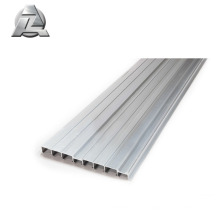Non flammable lockdry aluminum material pontoon decking