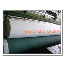 White Color Polypropylene and Polyester Multi Filament Woven Geotextile