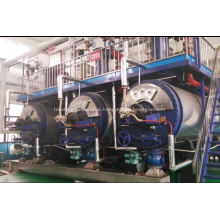 Rendering plant batch cooker