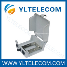 Outdoor DP Box Plastic for STB Modules 10 pair
