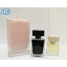 Ad-P230 Square Color Perfume Glass Bottle 100ml 25ml