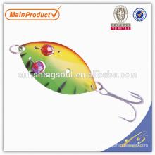SNL015 23г, самодельные приманки оптовая рыболовные приманки набор рыб металлической ложкой приманки