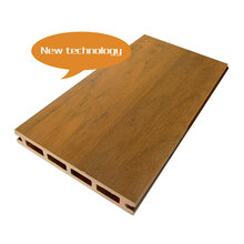 Color Grain WPC New Promotion Decking Board