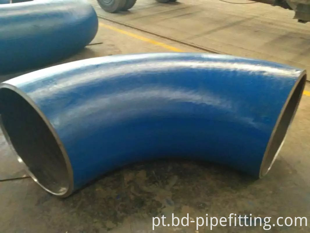 Alloy Steel Butt weld Pipe Fittings