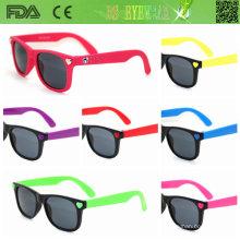 Sipmle, óculos de sol elegantes para crianças de estilo (KS008)
