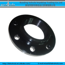 Bride filetée en acier au carbone DIN2566
