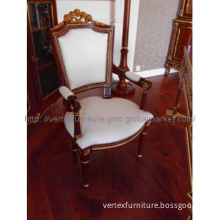 New modern French practical swivel sofa chair