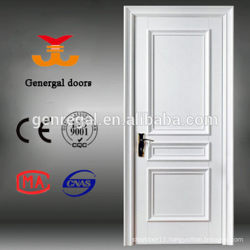 CE painting wooden doors white