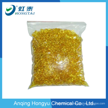 Resina de poliamida soluble en alcohol y co-disolvente utilizada para tinta