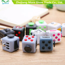 Magic Fidget Spinner Puzzle Cube Anti-Anxiété Adultes Stress Relief Toy